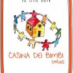 CASINA DEI BIMBI_vetrofania A4.indd